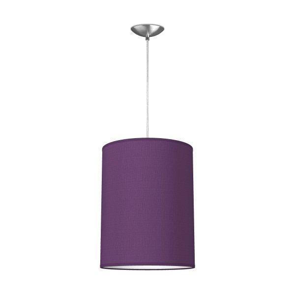 hanglamp basic tube Ø 30 cm - paars