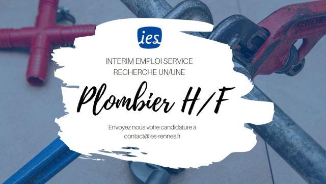OPffre-emploi-plombier-hf-interim-emploi-service-ies