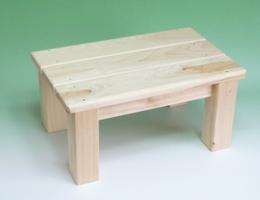 ナイトテーブルの作り方