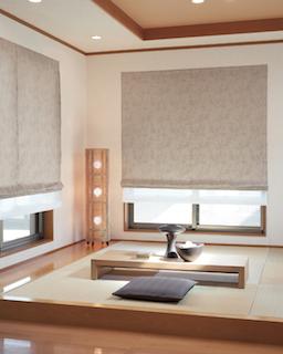 和室で使うカーテンの選び方