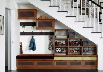 Innovative Under Stairs Design Ideas To Best Utilize Your Space | Cabinet Design Under Stairs | Kitchen | Interior Design | Houzz | Stairs Storage Ideas | Understairs Storage