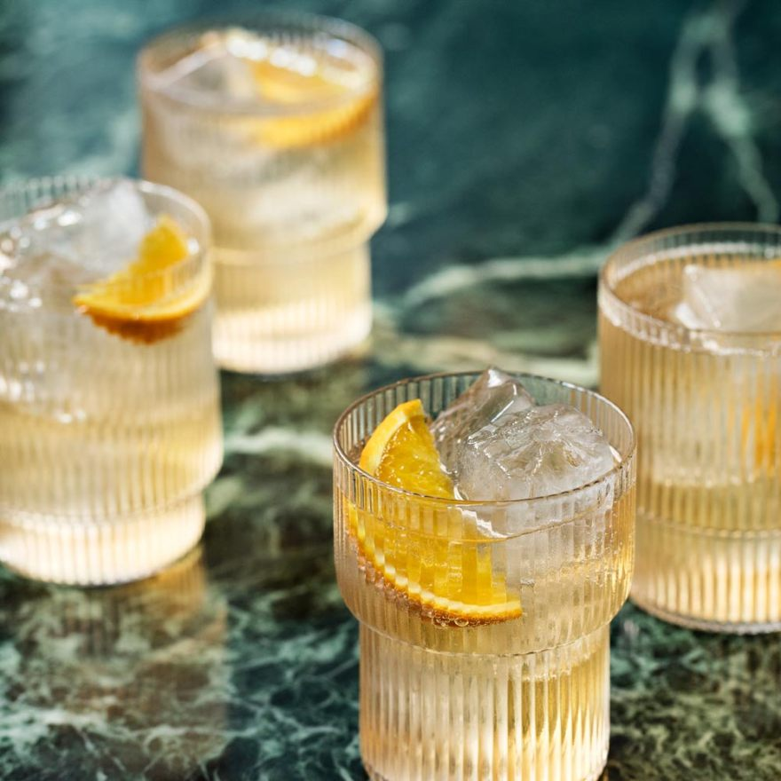 Classy and Beautiful – Ripple Glass Designs by ferm Living