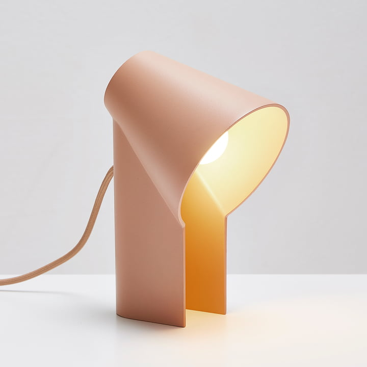 Cute and Beautiful: Study Table Lamp by MSDS for Woud