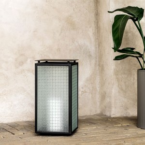 A Charming and Modern Lantern for the Balcony and Garden - Haze Lantern Design by Ferm Living, Interior 3000 Design Blog, Interior Design, Furniture Design