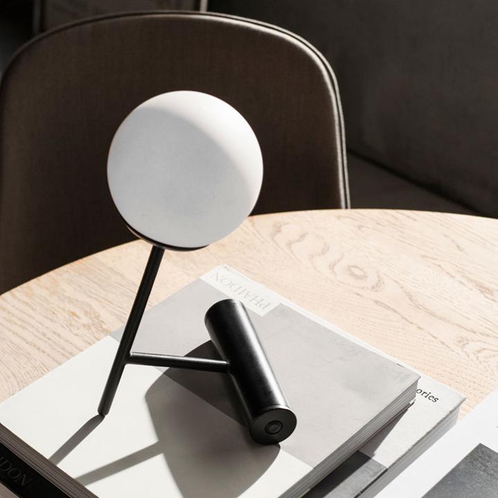 Le Corbusier's Lamp Design is Back – Phare LED Lamp by Stanislaw Czarnocki for Menu