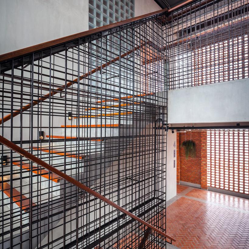 A Astonishing Net Facade – LaeKhon NonBai Hotel Design in Thailand by Junsekino Architects