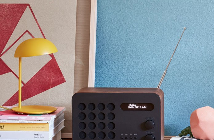 Technically Updated Version of the Classic Eames Table Radio by Charles and Ray Eames for Vitra and REVO, Interior 3000 Design Blog, Interior Design, Furniture Design
