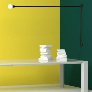A Wonderful Design Classic Re-Launch - Potence Pivotante Wall Lamp Design by Charlotte Perriand for Italian Nemo Lighting, Interior 3000 Design Blog, Furniture Design, Interior Design