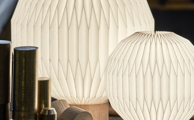 Based on the Iconic Lamp by Danish Designer Esben Klint - 375M and 375S Table Lamp Design for Le Klint, Interior 3000 Design Blog Interior Design, Furniture Design, Interior Design
