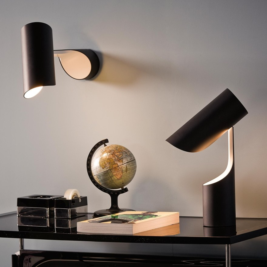 Amazingly Versatile Table and Wall Lamp Design – Mutatio Table Lamp 353B by Poul Christiansen for Le Klint