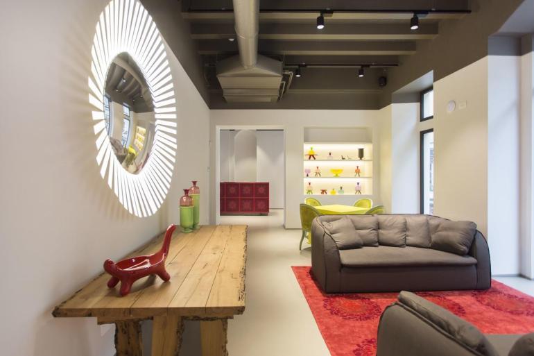 A Memphis Design Boutique Hotel in Milan – The Savona 18