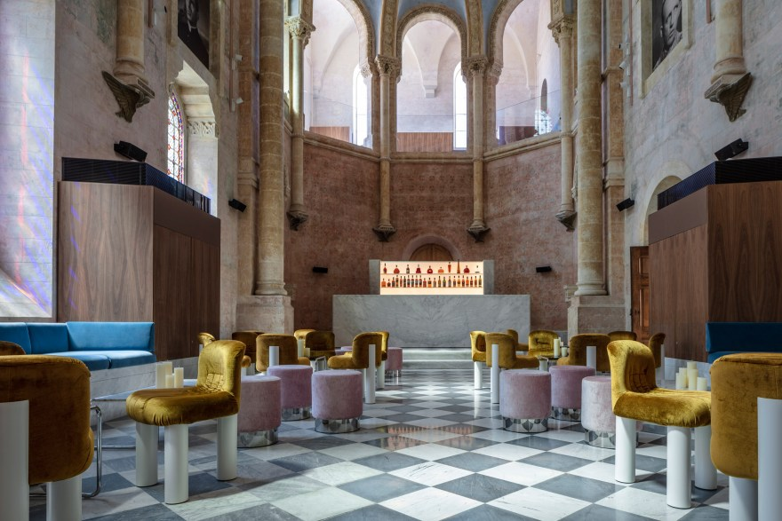 Former Tel Aviv Hospital and Monastery Turned into the Boutique Jaffa Hotel Design by Architect John Pawson