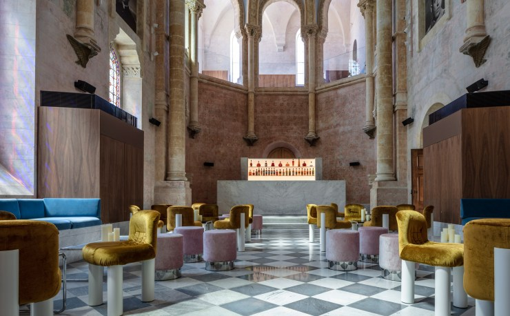 Former Tel Aviv Hospital and Monastery Turned into the Boutique Jaffa Hotel Design by Architect John Pawson, Interior 3000 Design Blog, Interior Design, Furniture Design