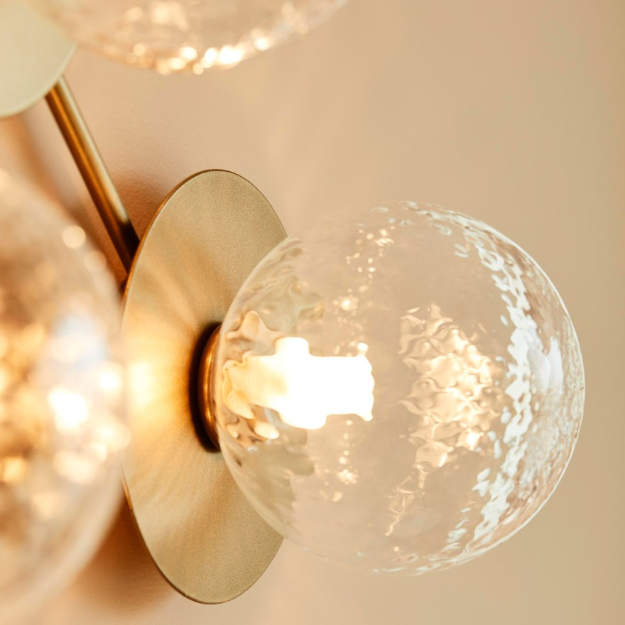 Liila Lamp Design for the Ceiling or the Wall by Sofie Refer for Danish Design Brand Nuura