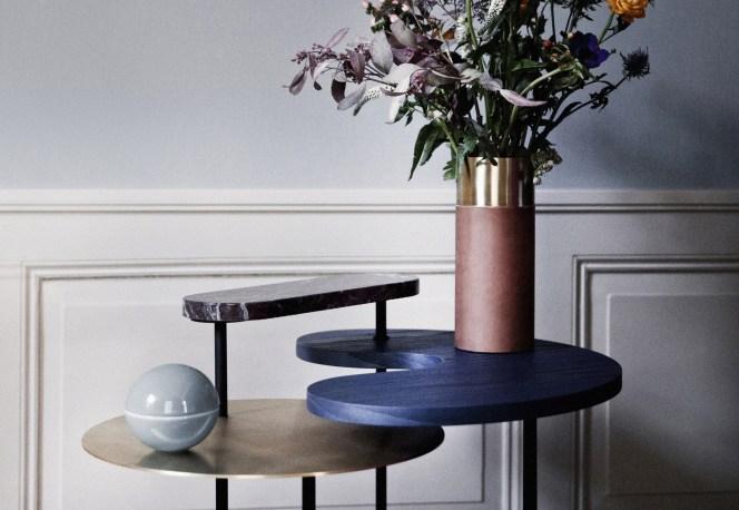 Inspired by Artist Alexander Calder - Palette Desk and Coffee Table Design by Jaime Hayón for &Tradition Interior 3000 Design Blog, Interior Design Furniture Design