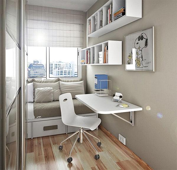 Использование мебели-трансформера