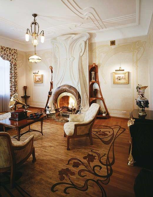 3.Stilul Art Nouveau