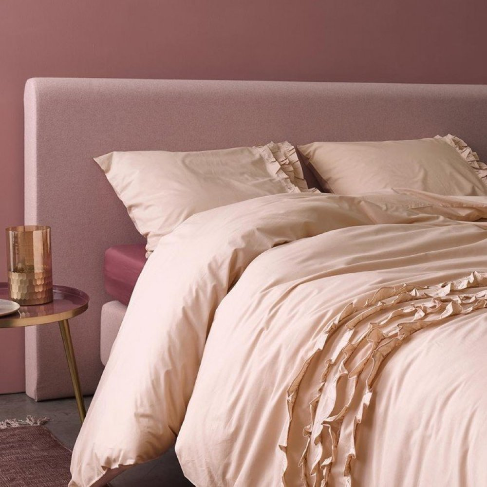 Bedsupply Essenza Metze Rose Percal