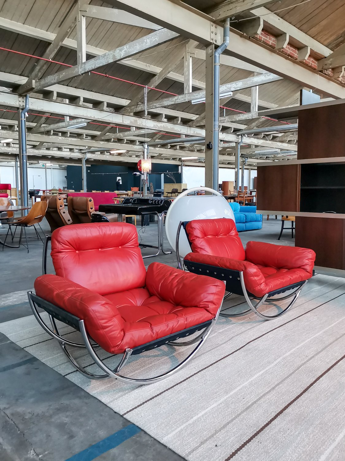 Lennart Bender Wilo chairs