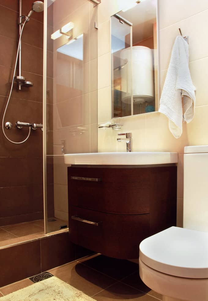 Small and Simple Bathroom Ideas (PICTURES ) on Simple Small Bathroom Ideas  id=41632