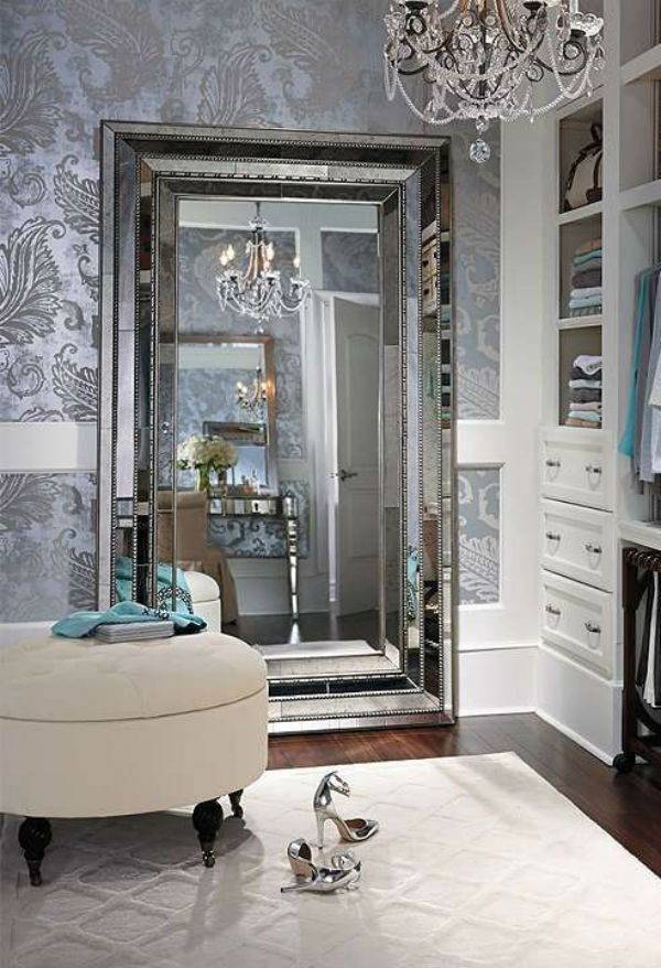 The Most Luxurious Decorative Wall Mirrors Interior Decoration