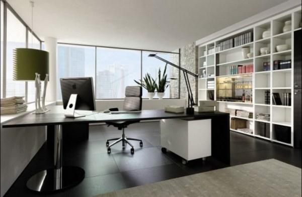 10 фото дизайна кабинета - популярные стили