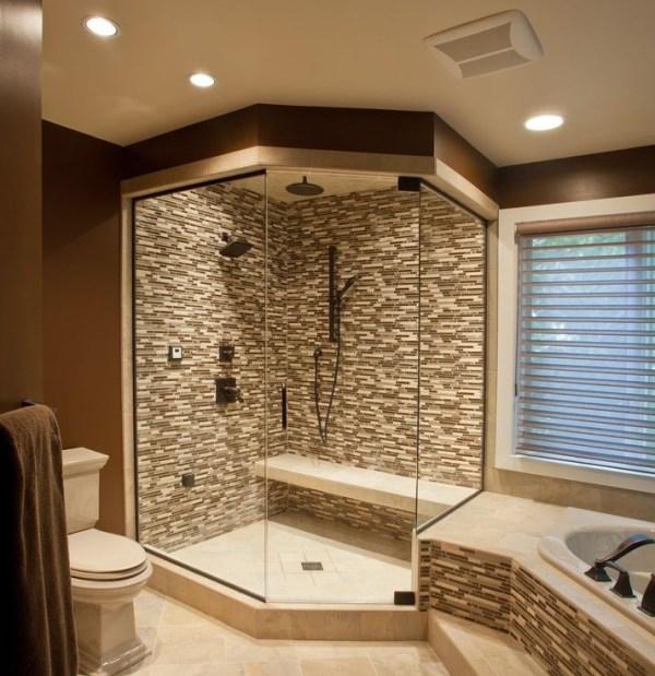 Достоинства и недостатки ванной с душевой кабиной