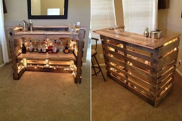 Diy Ingin Memiliki Mini Bar Cobalah Membuatnya Sendiri