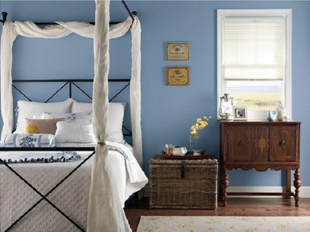 pilihan warna cat interior rumah