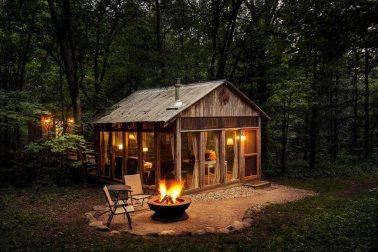 kabin, rumah mungil