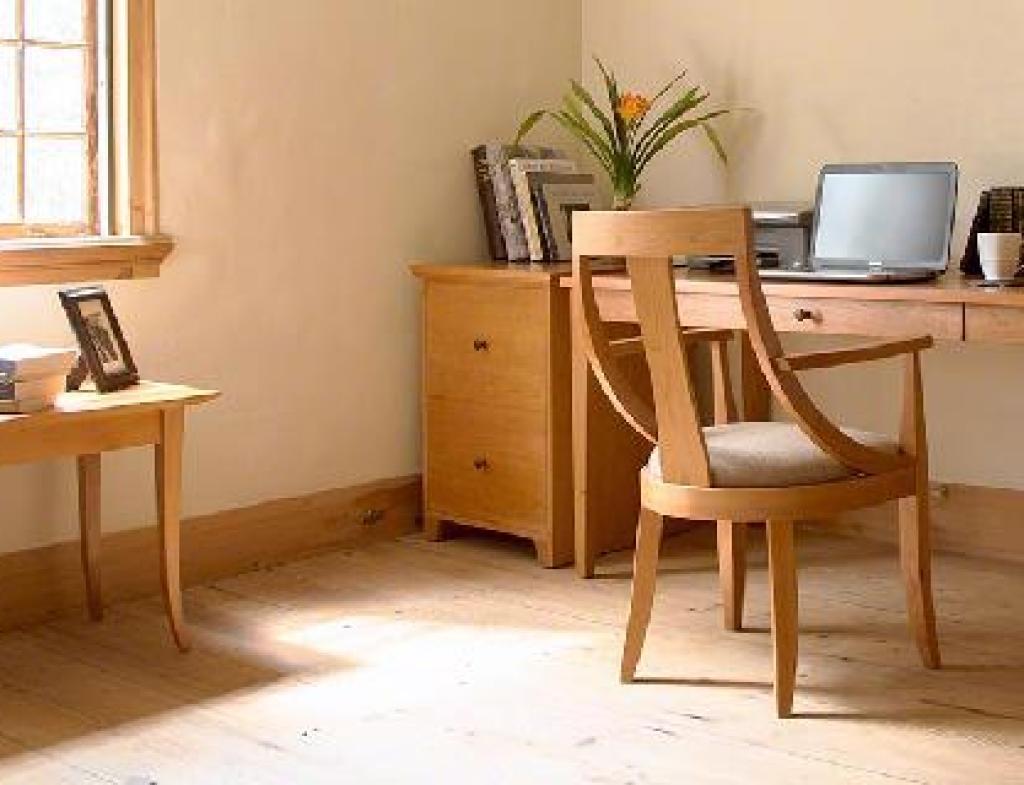desain interior rumah gaya shaker