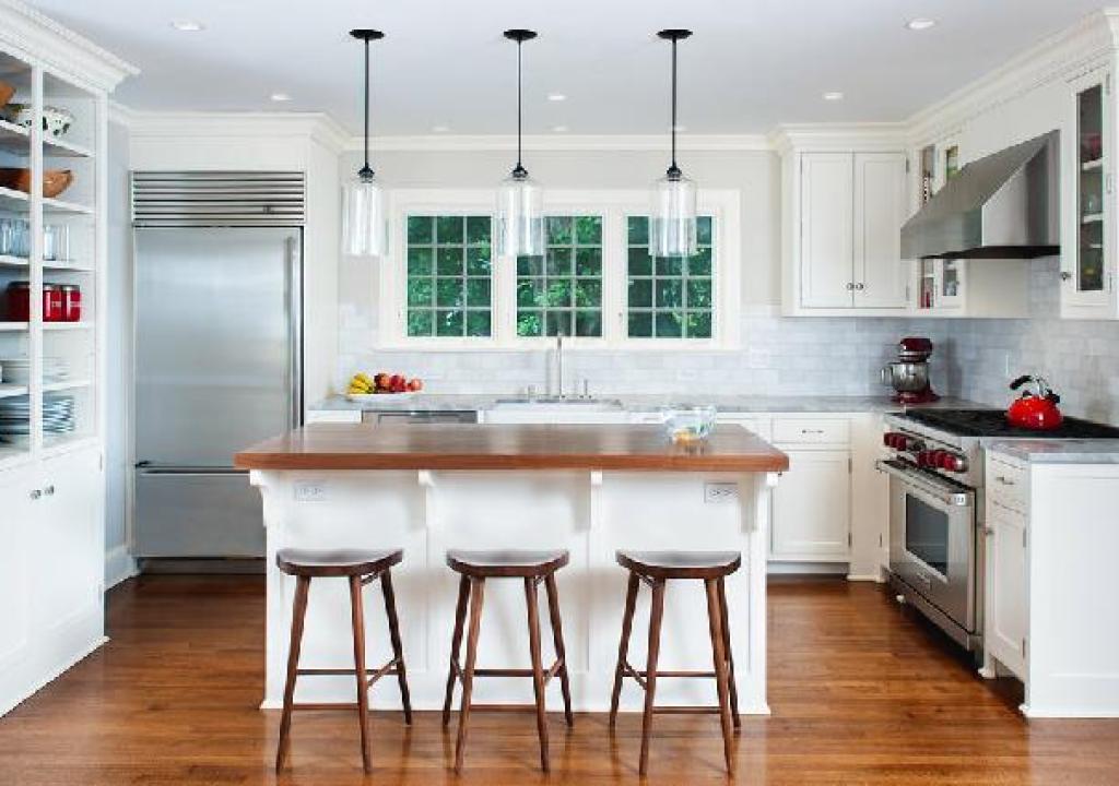 Desain Dapur L 13 Layout Terbaik Ruang Dapur Berukuran Kecil