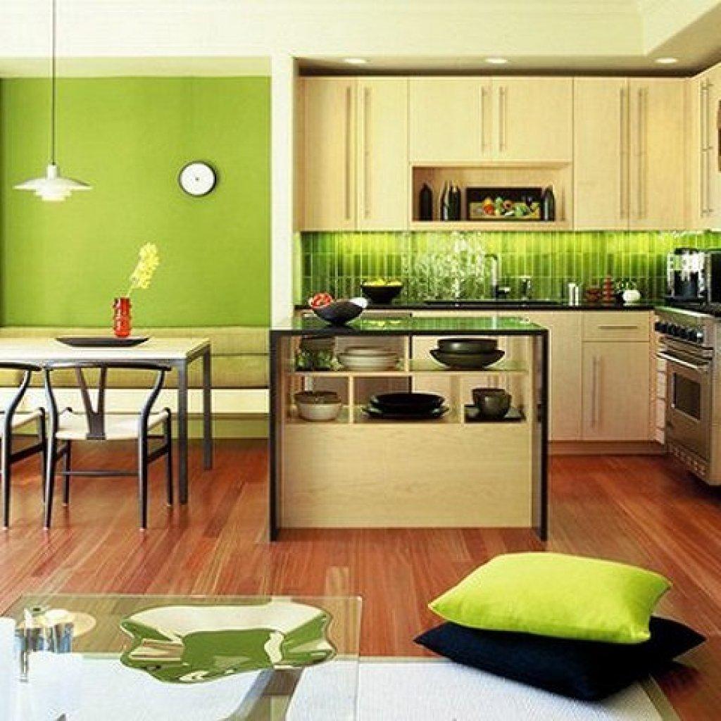 model kitchen island