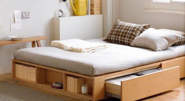 5 Cara Mudah Desain Kamar Tidur Kecil Interiordesignid