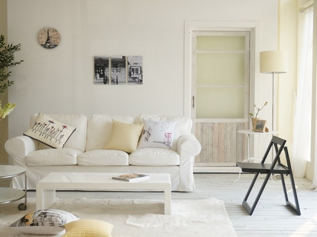 desain ruang tamu kecil
