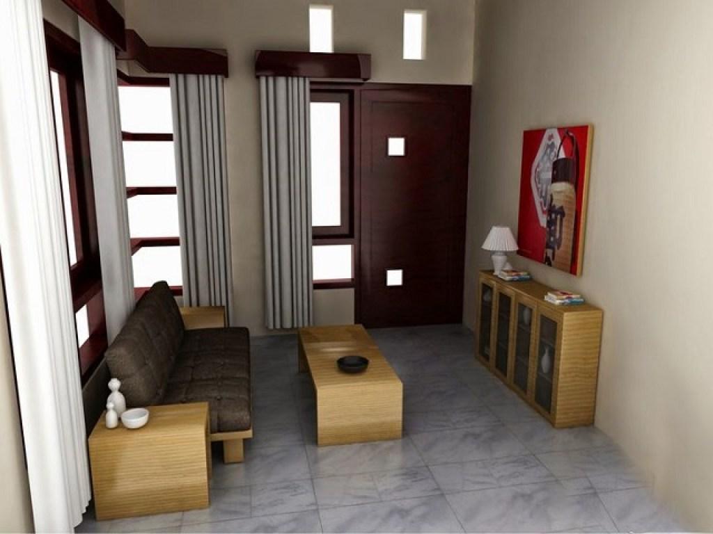 Mendekorasi Ruang Tamu Rumah Tipe 21 agar Terlihat ...