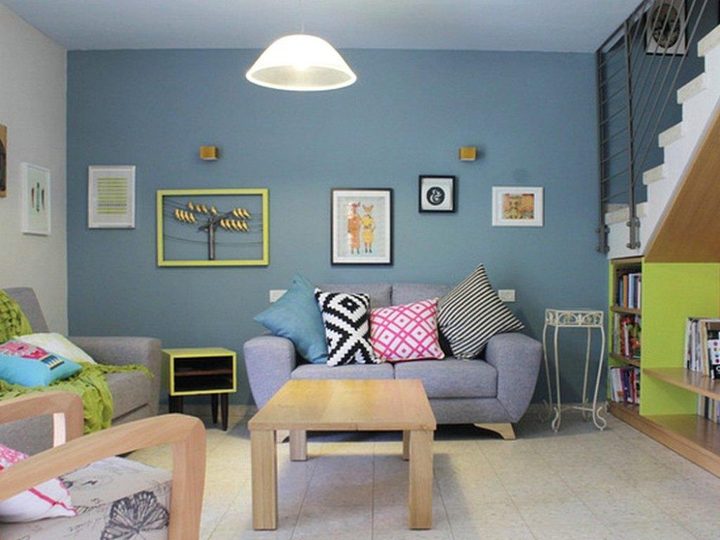 Warna Cat Ruang Tamu Minimalis Elegan Inspirasi Rumah