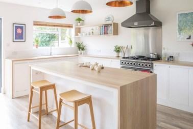 desain dapur scandinavian