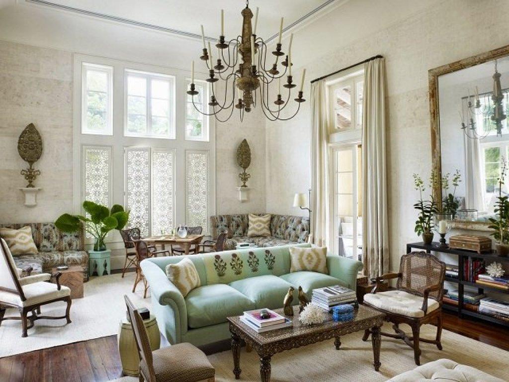 Gaya desain interior klasik