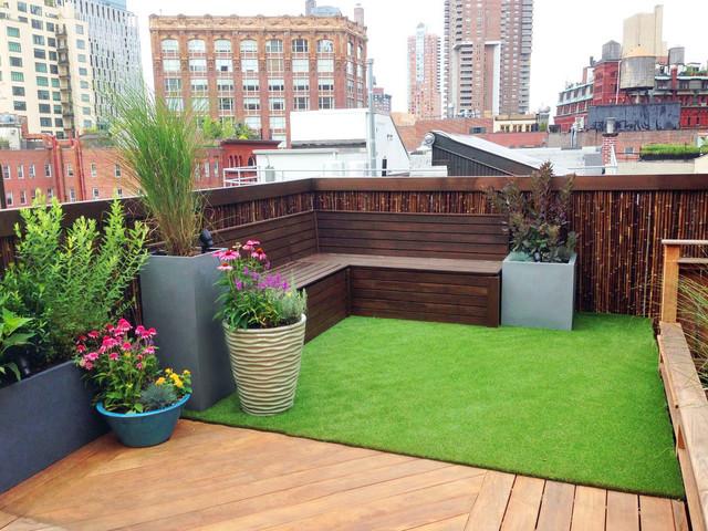 desain balkon rumah minimalis
