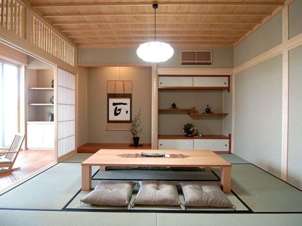 Desain Rumah Jepang Nyaman Dinamis Dan Serba Minimalis
