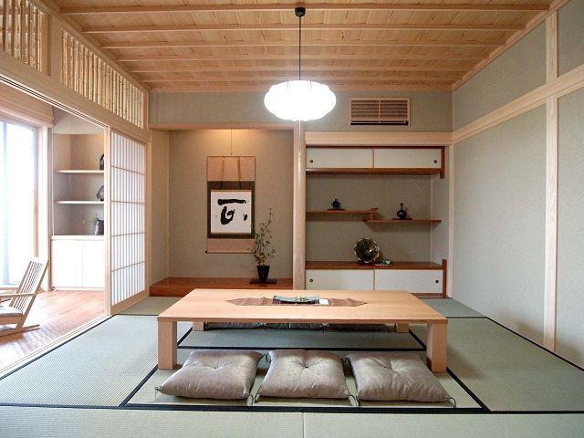 Desain Interior ala Jepang, Nyaman, Dinamis dan Serba Minimalis | InteriorDesign.id