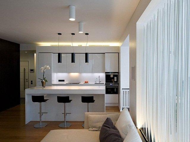A Desain Minimalis Kreasikan Ruang Keluarga Plus Ruang