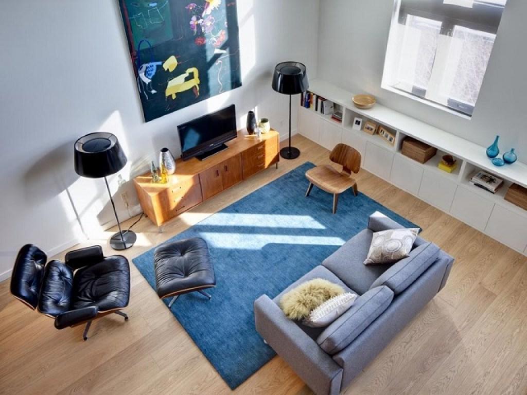 rumah idaman, interior ruang tamu minimalis