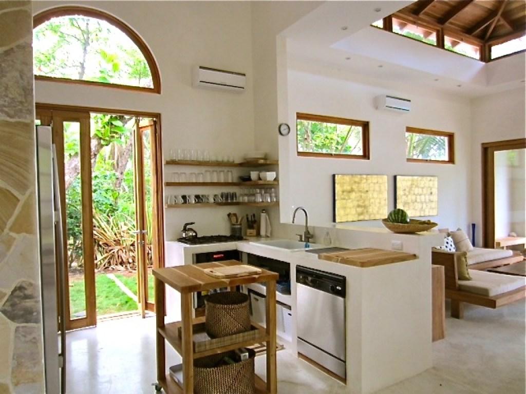 Desain Dapur Terbuka, Area yang Tidak Lagi Terisolasi