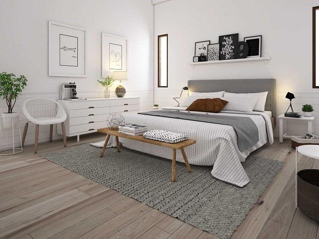Desain Kamar Skandinavia yang Serba Putih, Cantik, dan Nyaman    InteriorDesign.id
