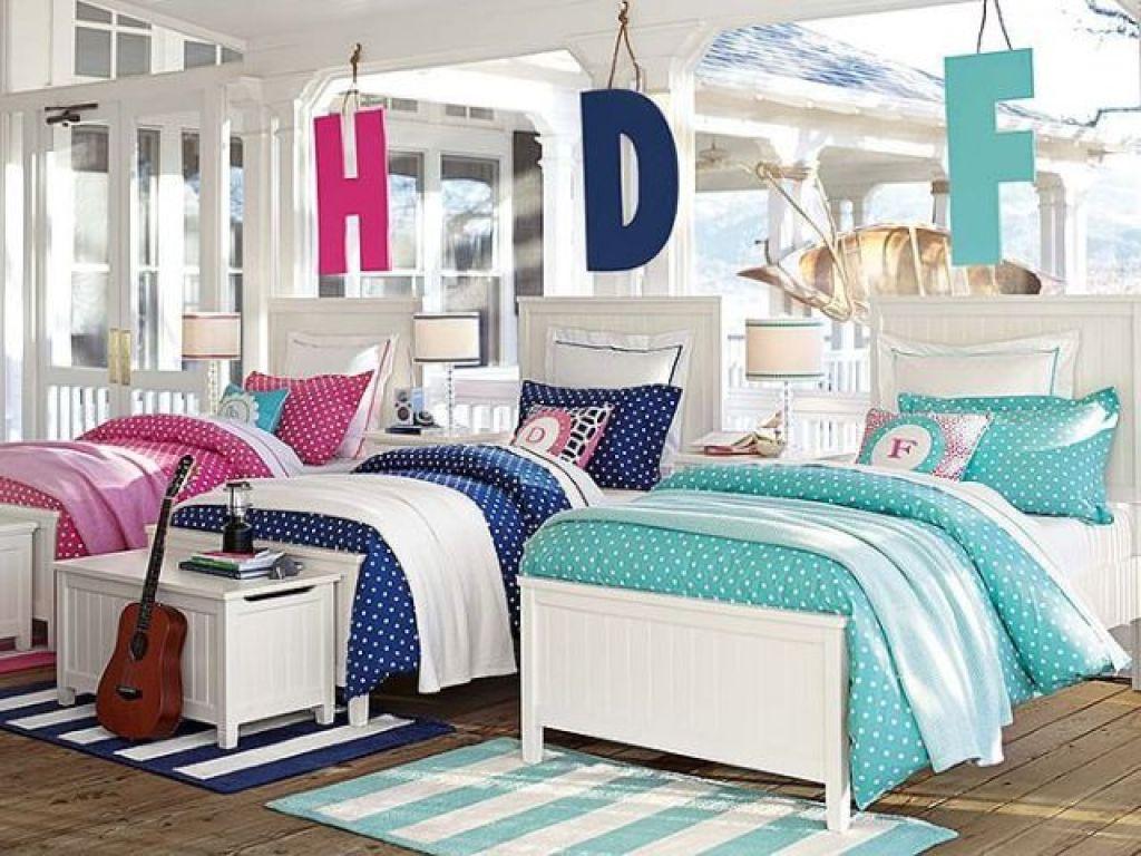 desain kamar tidur anak; manfaat berbagi ruang untuk anak-anak