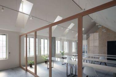 desain ruang kantor minimalis