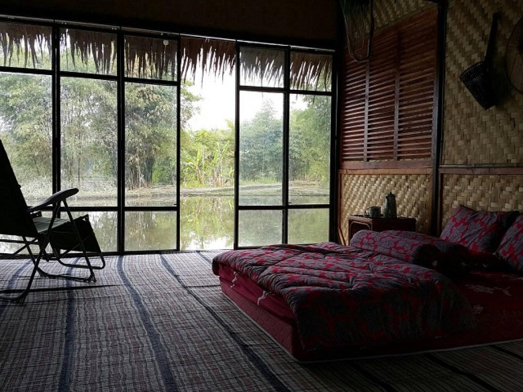 desain kamar tidur tradisional sunda