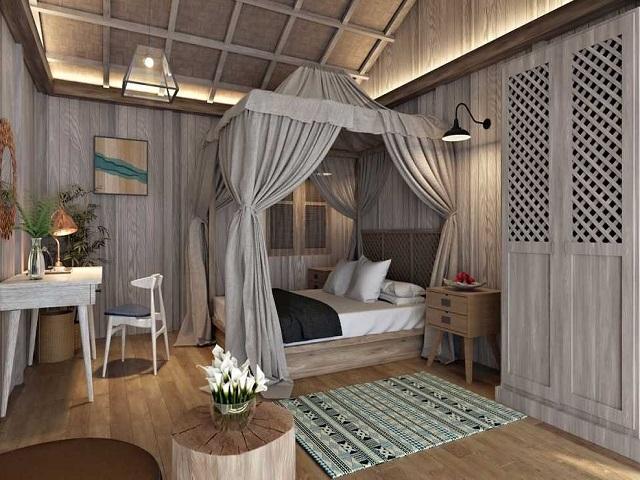 Dekorasi Kamar Tidur Tradisional Hadirkan Kesederhanaan